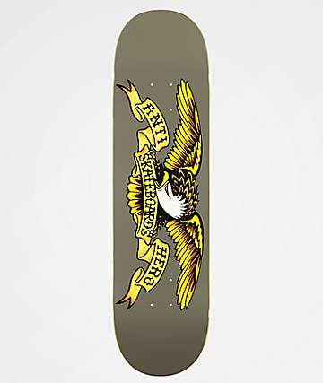 "Anti-Hero Classic Eagle 8.25"" Skateboard Deck"
