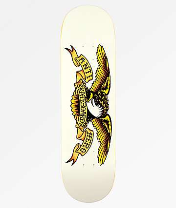 "Anti-Hero Classic Eagle 8.75"" Skateboard Deck"