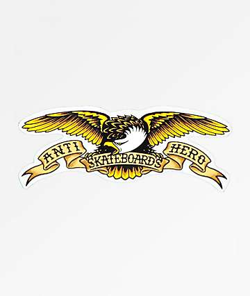Anti-Hero Classic Eagle Sticker