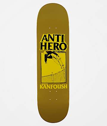 "Anti-Hero Kanfoush x Lance Art Recolor 8.5"" Skateboard Deck"