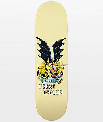 "Anti-Hero Taylor We Fly 8.4"" Skateboard Deck"