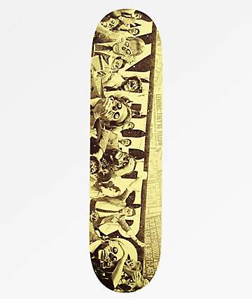"Anti-Hero They Panic 8.06"" Skateboard Deck"