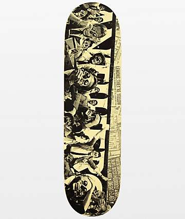 "Anti-Hero They Panic 8.5"" Skateboard Deck"