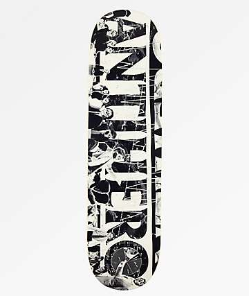 "Anti-Hero Third Quarter 8.25"" Skateboard Deck"