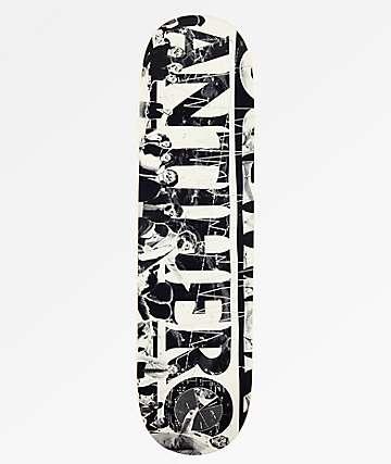"Anti-Hero Third Quarter 8.25"" Skateboard Deck"