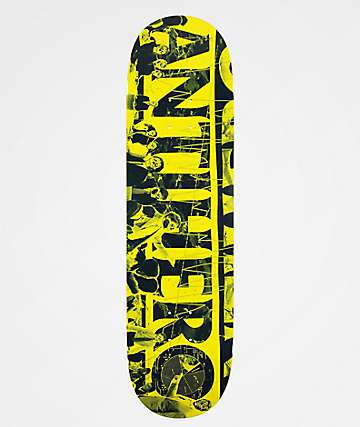 "Anti-Hero Third Quarter 8.5"" Skateboard Deck"
