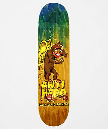 "Anti-Hero x Grimple Stix Daan Business 8.06"" Skateboard Deck"