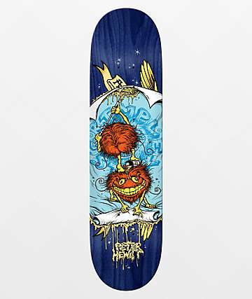 "Anti-Hero x Grimple Stix Hewitt Glue 8.4"" Skateboard Deck"