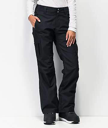 Aperture Verty Black 10K Snowboard Pants