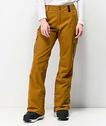 Aperture Verty Tobacco 10K Snowboard Pants