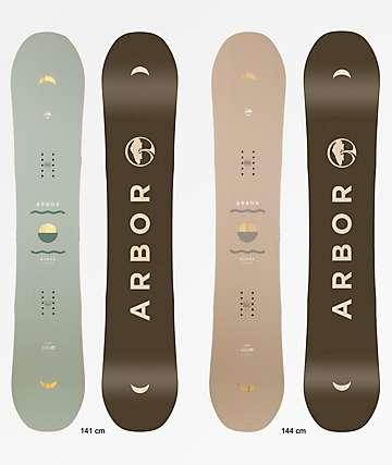 Arbor Ethos Womens Snowboard 2019
