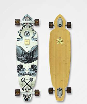 "Arbor Mind State 37"" Drop Through Longboard Complete"