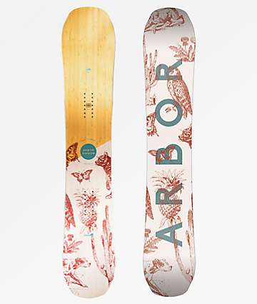 Arbor Swoon Rocker Women's Snowboard 2019