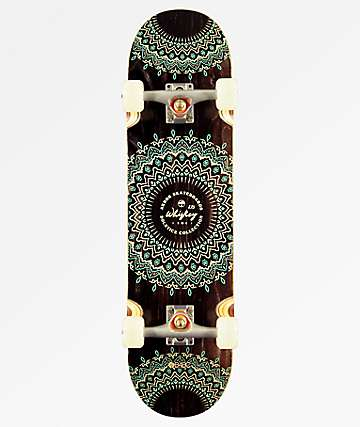 "Arbor Whiskey Solstice 8.25"" Skateboard Complete"