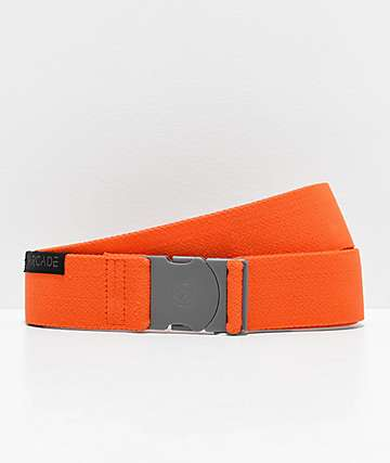 Arcade Ranger Aztec Orange Belt