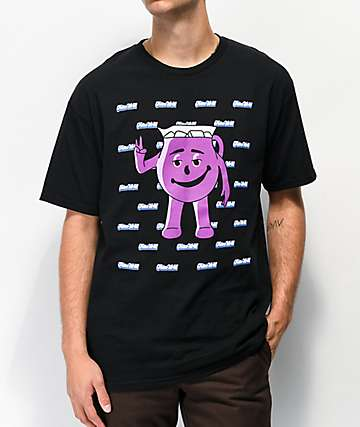 Artist Collective Oh Yeah Black T-Shirt