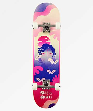 "Autonomy Eliana Reflection 8.0"" Skateboard Complete"