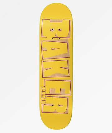 "Baker Herman Brand Punch Out 8.25"" Skateboard Deck"