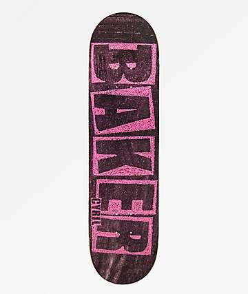"Baker Jackson Chalk 8.12"" Skateboard Deck"