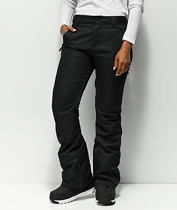 Billabong Mall Black 10K Snowboard Pants