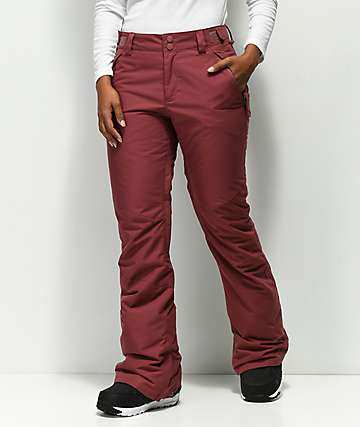 Billabong Malla Crushed Berry 10K Snowboard Pants