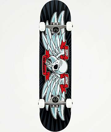 "Birdhouse Tony Hawk Flying Falcon 7.5"" Skateboard Complete"