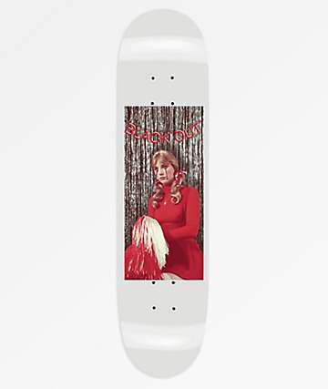 "Blackout Cheerleader 8.38"" Skateboard Deck"