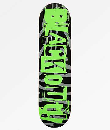 "Blackout Punk 8.0"" Skateboard Deck"