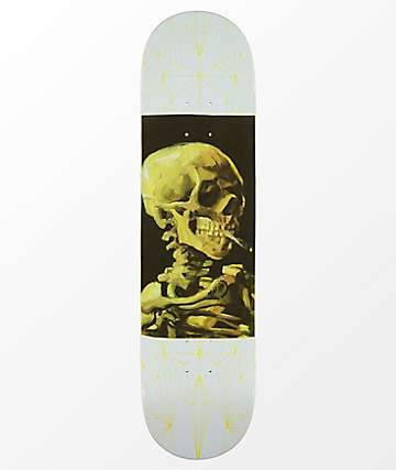 "Blackout The Kiss 8.0"" Skateboard Deck"