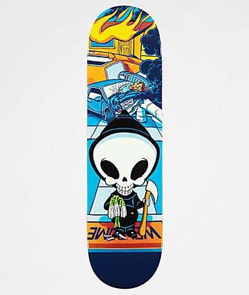 "Blind Car Crash 8.25"" Skateboard Deck"