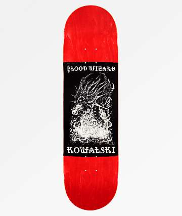 "Blood Wizard Kowalski 8.5"" tabla de skate"