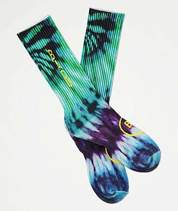 Bobby Tarantino by Logic Indica Badu calcetines con efecto tie dye