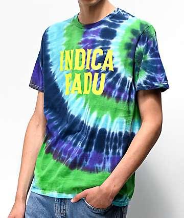 Bobby Tarantino by Logic Indica Badu camiseta tie dye.