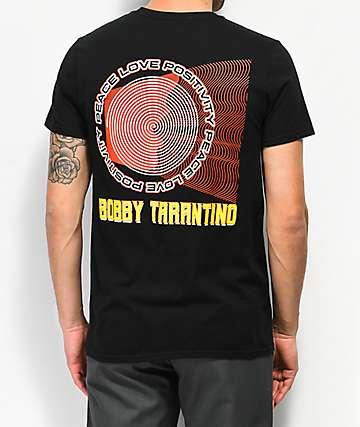 Bobby Tarantino by Logic Shout camiseta negra