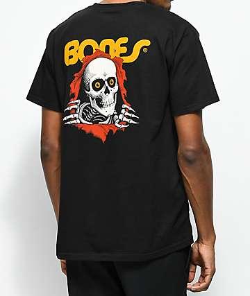 Bones Powell Peralta Ripper Black T-Shirt