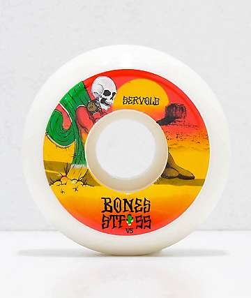 Bones STF Pro Servold Dry Heat 55mm ruedas de skate