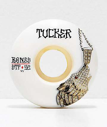 Bones STF Pro Tucker Wolf 52mm Skateboard Wheels