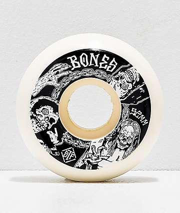 Bones STF Terror Nacht V5 52mm 103a Skateboard Wheels