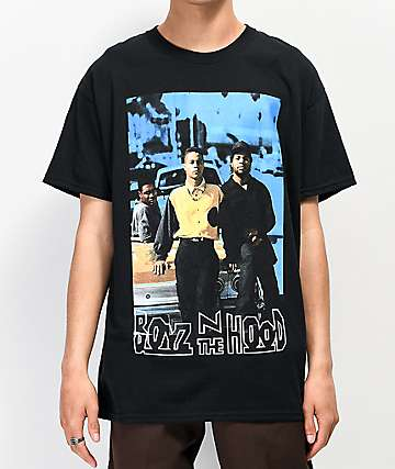 Boyz In The Hood camiseta negra