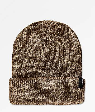 Brixton Dark Brown Beanie