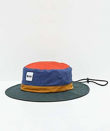Brixton Gate II Colorblock sombrero de cubo