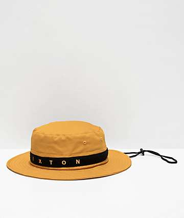 Brixton Ration III Maize Bucket Hat
