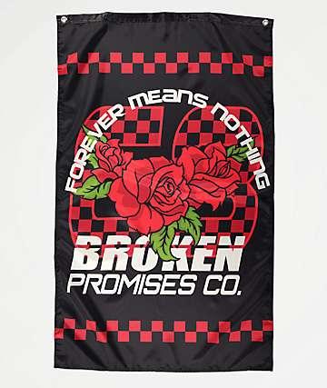Broken Promises Gas Petals Banner