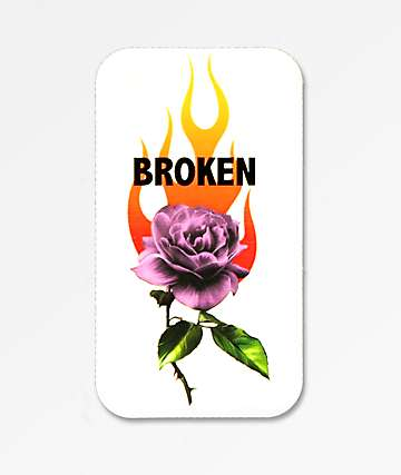 Broken Promises Thorn Sticker