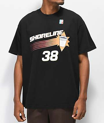 Brooklyn Projects x Shoreline Mafia Baller Black T-Shirt