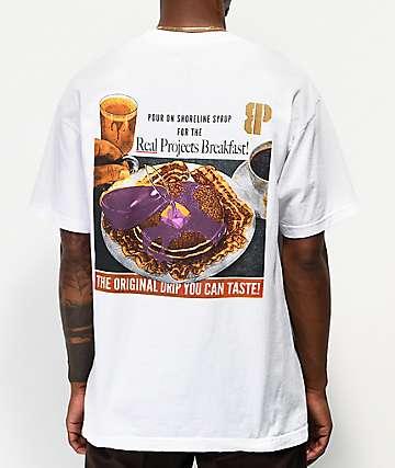 Brooklyn Projects x Shoreline Mafia Cabin White T-Shirt