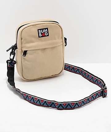 Bumbag The Gert Tan & Teal Shoulder Bag