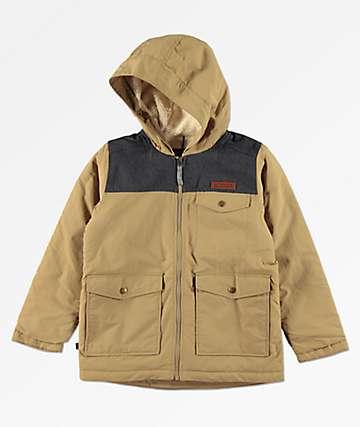 Burton Boys Castable Kelp 10K Snowboard Jacket