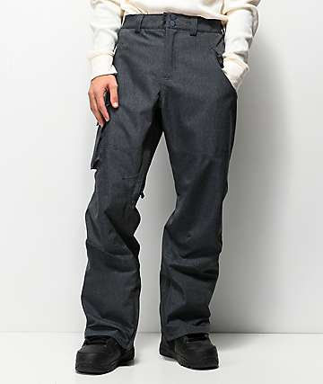 Burton Covert Denim 10K Snowboard Pants