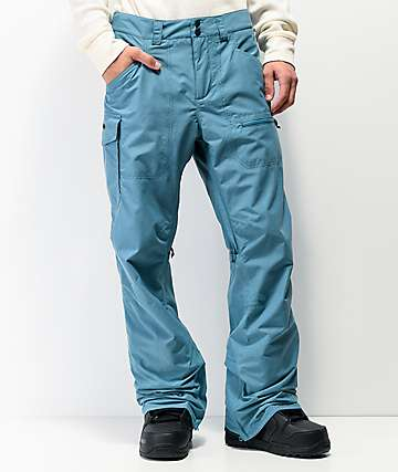 Burton Covert Storm Blue 10K Snowboard Pants